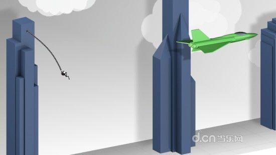 绳索飞人4去广告版截图