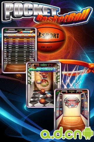 口袋篮球 Pocket Basketbal
