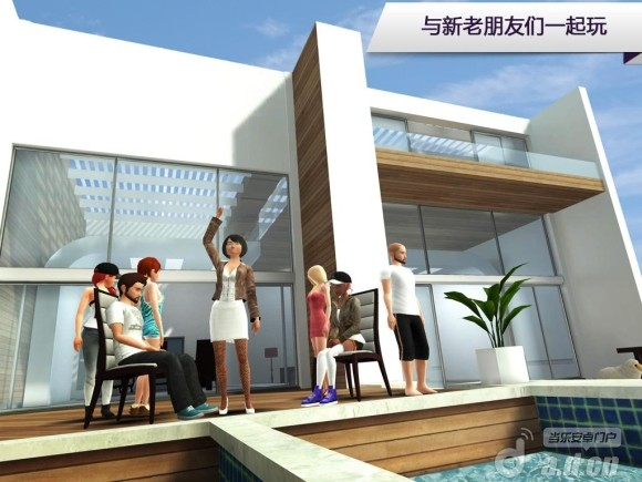 Avakin世界 Avakin Life v1.001.002-Android益智休闲類遊戲下載