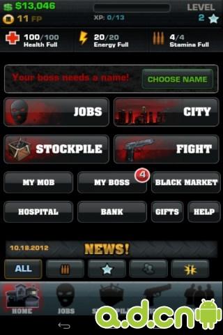 黑帮战争 Mob Wars