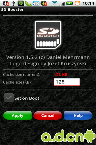 SD卡加速器 SD Booster