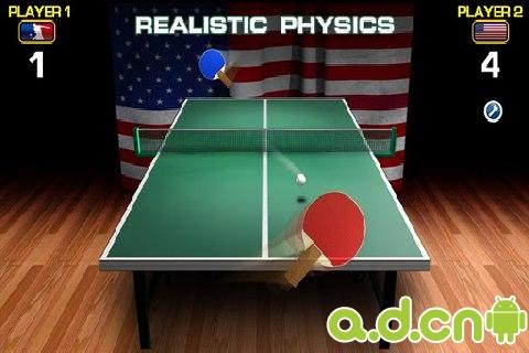 世界乒乓球锦标赛 World Cup Table Tennis