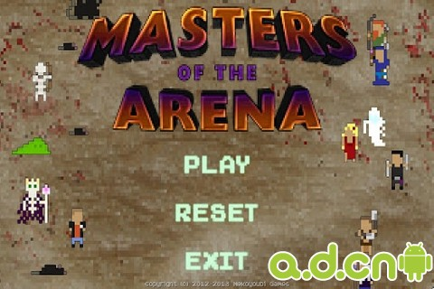 竞技场达人 Masters of the Arena