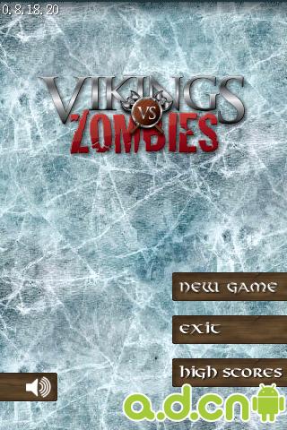 维京人大战僵尸 Vikings vs Zombies