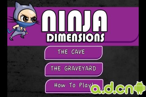忍者猫 Ninja Dimensions