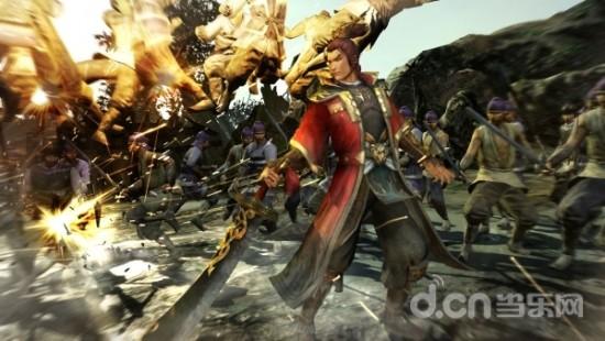 真三国无双:爆发 Dynasty Warriors Blast
