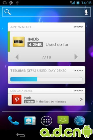 Onavo流量监控 Onavo Monitor Data Usage