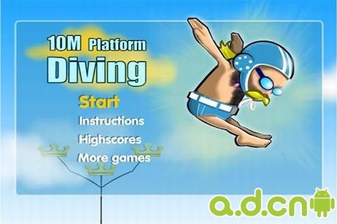 10米跳台 10M Platform Diving