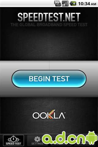 网速测试 Speedtest.net Mobile