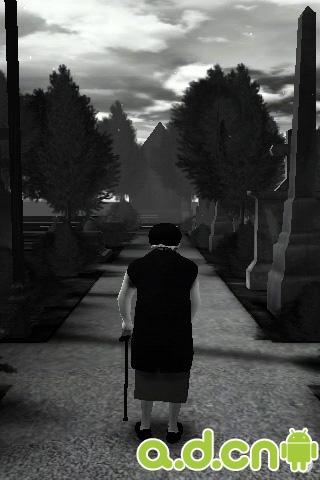 活人墓地 The Graveyard