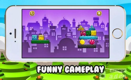 方塊戰爭 Cubes War v1.6-Android益智休闲類遊戲下載