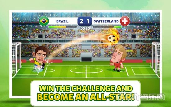 Football Heads: 2014 World Cup - Dvadi - Play Free Online Games!