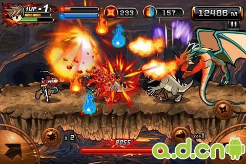 魔界忍者2:洞窟 Devil Ninja2:Cave