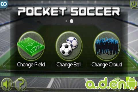 口袋足球 Pocket Soccer