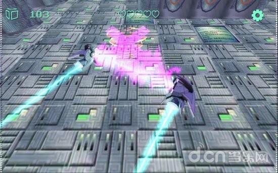 双人飞行器 Cyberflow