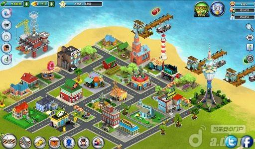 城市岛屿完整版