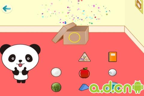 寶寶學形狀 Baby Learn Shapes v4.23-Android益智休闲類遊戲下載