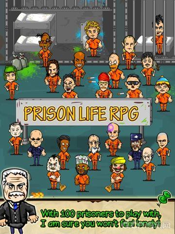 监狱生活免验证版(含数据包)截图