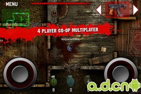 SAS:殭屍突擊3 修改版SAS: Zombie Assault 3 v2.56-Android射击游戏類遊戲下載