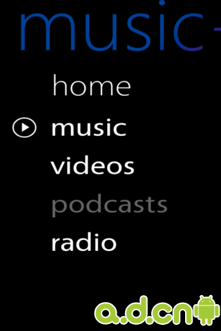 WPZ播放器 WP7 ZPlayer
