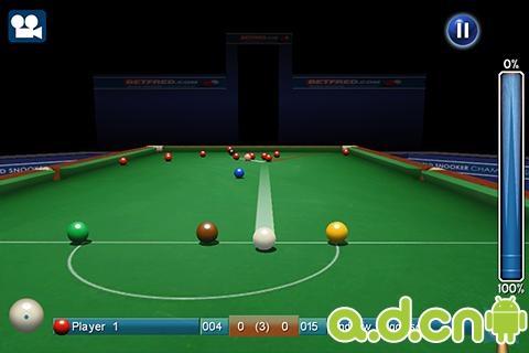 世界斯诺克冠军赛 World Snooker Championship