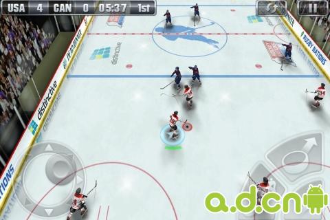 冰球联赛2011 通用版 Hockey Nations 2011
