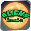 外星人入侵 Aliens Invasion LOGO-APP點子