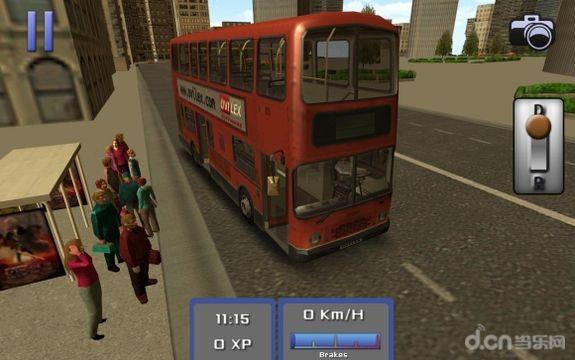 模拟巴士3D截图