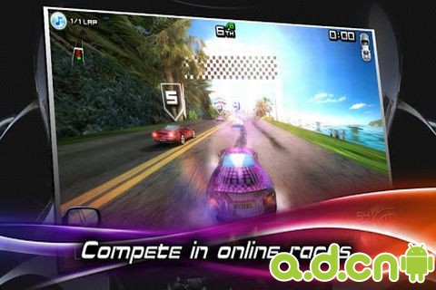 非法競速 Race illegal High Speed​​ 3D v1.0.13-Android竞速游戏類遊戲下載